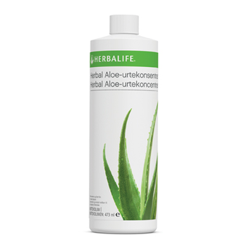 Herbal Aloe urtekoncentrat